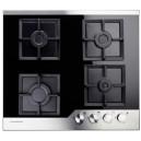 Table de cuisson gaz verre KFG6130 Termikel