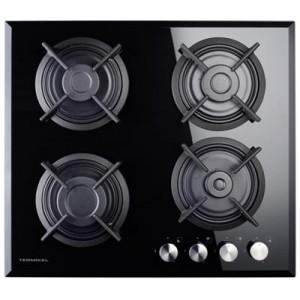 Table de cuisson gaz verre KFG6120FS
