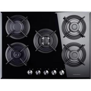 Table de cuisson gaz verre KFG7120FS